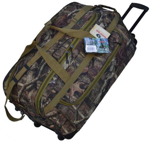 Explorer Rolling Duffel Bag, Mossy Oak, 22-Inch
