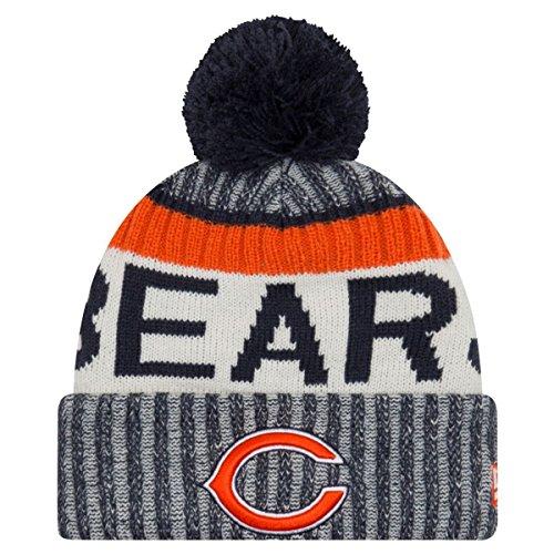 New Era NFL Chicago Bears Herren Strickmütze Mehrfarbig