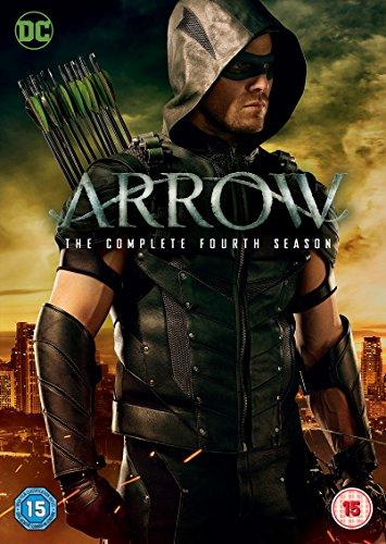 Oferta de Arrow - Season 4 (5 Dvd) [Edizione: Regno Unito] [Reino Unido]