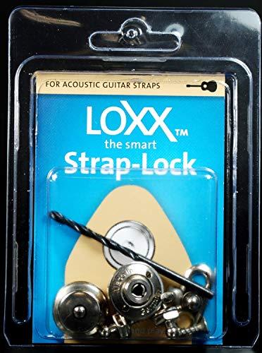 Loxx Box Akustik - Nickel