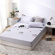 Lemon Girl Cover Bed Boy Mattress Cover Breathable Bed Cover Adult Child Mattress Protector Summer Sleeping Mat 2CDT-63002...