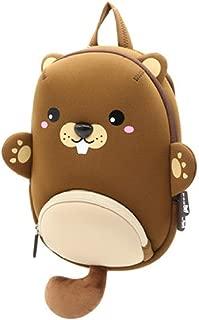 Toddler Girl Backpack 3D Cartoon Cat Pre School Backpack Kids Toddler Waterproof Bag for Pre Kindergarten Girls 1 Zhaozb (Color : Brown)