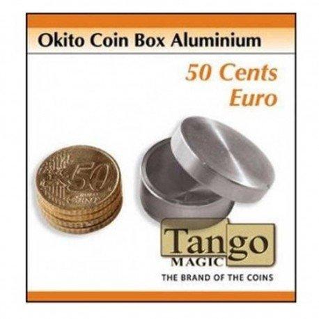Tango Caja de Aluminio Okito 50 CTS Euro