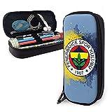 Trousses Cuir PU imperméable Team Istanbul Turkey Soccer Fenerbahce Society Besiktas Galatasaray Trousse de rangement sac de rangement porte-monnaie sac cosmétique adapté au travail scolaire