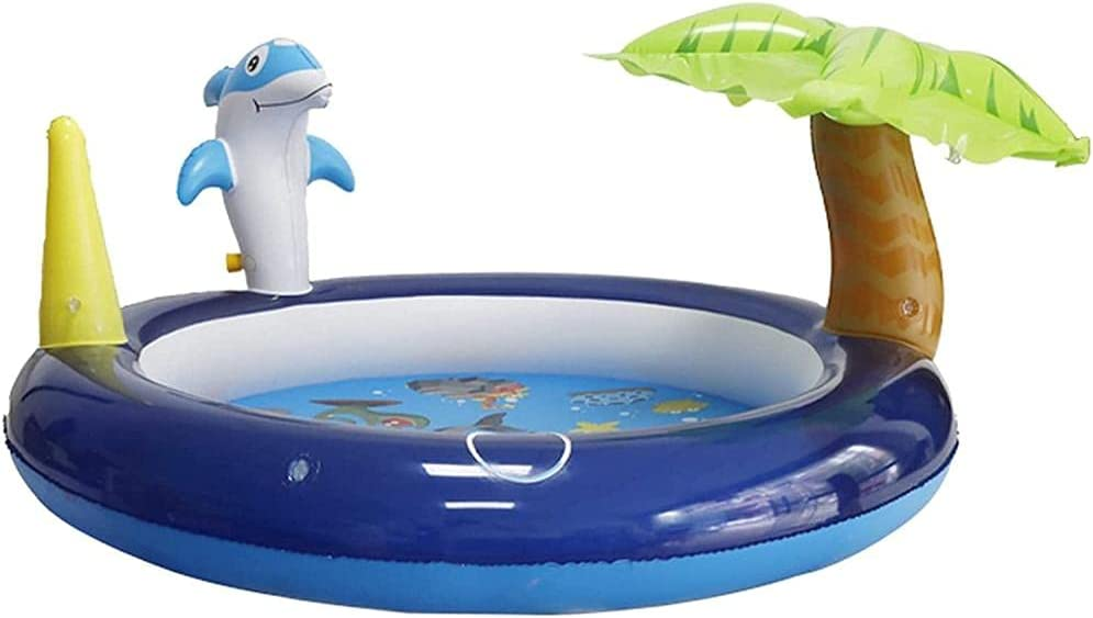 YANFUY Ranking TOP4 Sprinkler Paddling Pool Soldering Splash Spray Animal Pad Creative