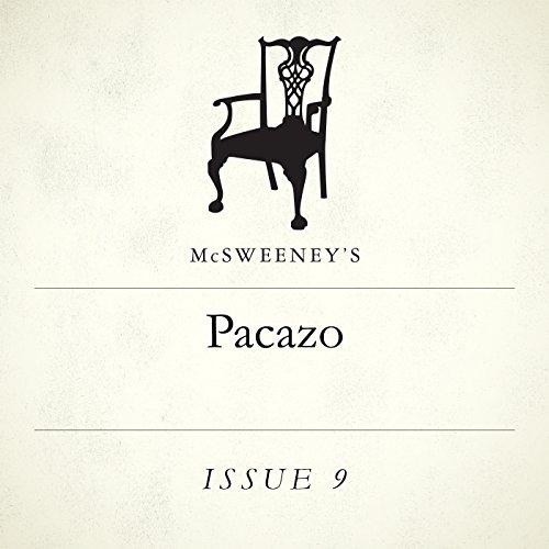 Pacazo audiobook cover art