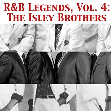 R&B Legends, Vol. 4: The Isley Brothers