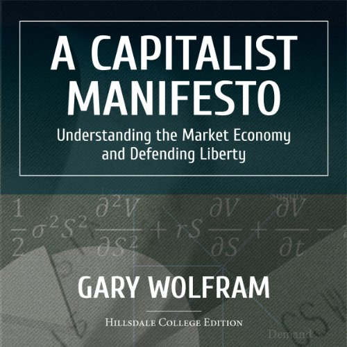 A Capitalist Manifesto audiobook cover art