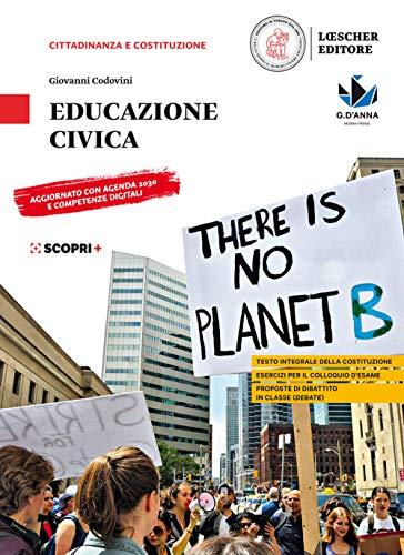 Educazione civica. Per la Scuola media. Con e-book. Con espansione online