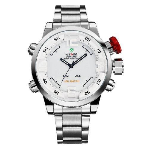 WEIDE - -Armbanduhr- WH2309-White
