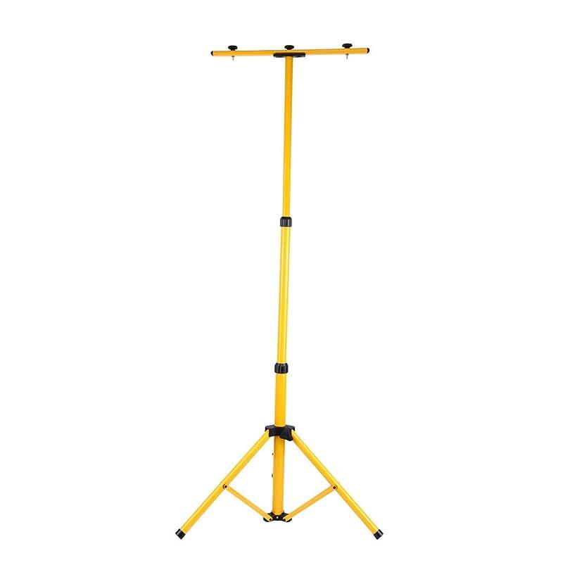 Moralty Tripod Stand W/T Bar for LED Flood Light Camp Construction Site Work Lighting ktmsosjs747979
