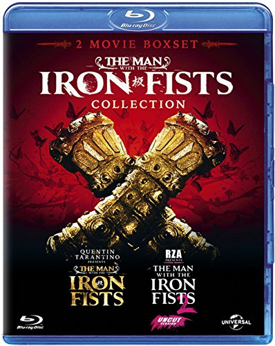 The Man with the Iron Fists Best Value Blu-ray Set (Limited Time Special Price)