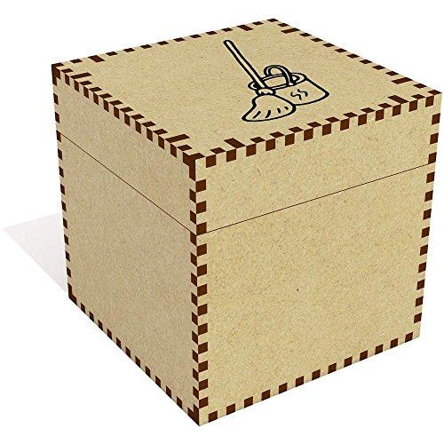 Azeeda Grand 'Vadrouille et Seau' boîte de Bijoux (JB00046578)