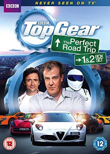 Top Gear - The Perfect Road Trip 1 & 2 (2 Dvd) [Edizione: Regno Unito] [Edizione: Regno Unito]
