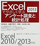 Excelでやさしく学ぶアンケート調査と統計処理2013