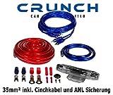 [page_title]-Crunch CRK35 Car HiFi Endstufen-Anschluss-Set 35 mm²