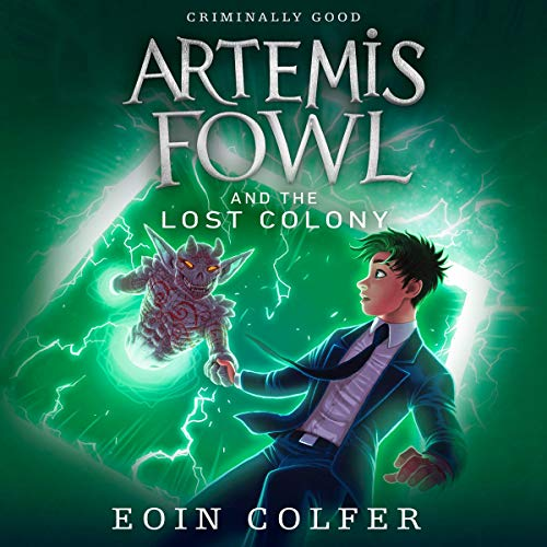 Artemis Fowl and the Lost Colony Titelbild