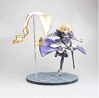 Wwwx Anime Destiny Figure Ruler Destiny Sculpture Decoration PVC Action Character Model Character 23Cm