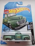 Hot Wheels 2020 Rod Squad '49 Ford F1, Green 120/250