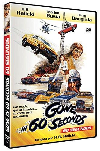 60 Segundos DVD 1974 Gone in 60 Seconds