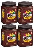 Yuban Traditional Medium Roast Ground Coffee, Caffeinated, 42.5 oz Jug (Pack of 4)