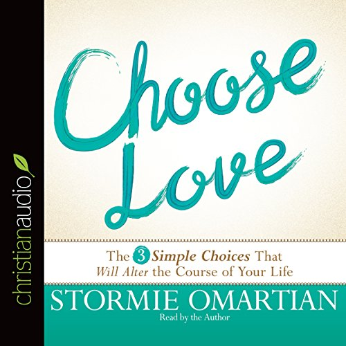 Choose Love audiobook cover art