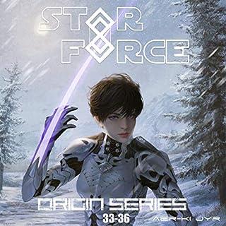 Star Force: Origin Series Box Set, Books 33-36 cover art