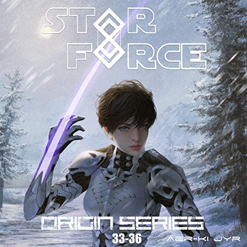 Star Force: Origin Series Box Set, Books 33-36 audiobook cover art