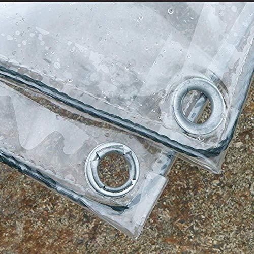 Jonist Tarpaulin Waterproof Heavy Duty Tarp Heavy Duty Waterproof, Tarpaulin 3 * 4m 4 * 6m, Waterproof Tarpaulin Tarpaulin/Waterproof Sun Tarpaulin/Rainproof Insulation Tarpaulin, Multi-size /