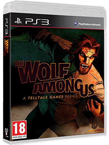 The Wolf Among Us /ps3