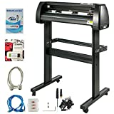 VEVOR Vinyl Cutter 34 Inch Plotter Machine Signmaster Software Sign...