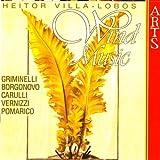 Quintette (En Forme De Chôro) For Flute, Oboe, Clarinet, English-Horn & Bassoon (Villa-Lobos)