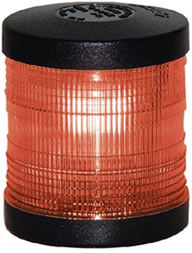 Feu de navigation classique (Type: rouge - Hauteur du piédestal\: 2,95) par Aqua Signal Corporation\