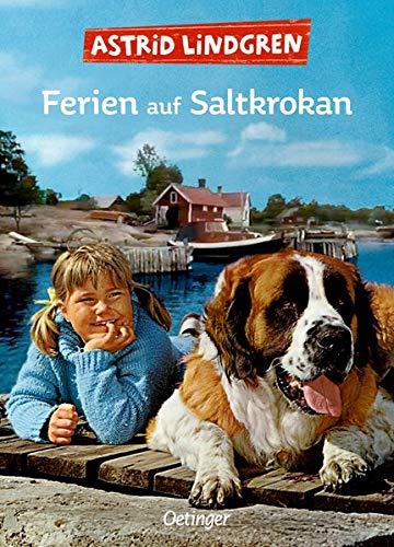 Buchseite und Rezensionen zu 'Ferien auf Saltkrokan' von Astrid Lindgren