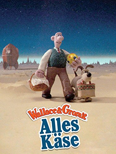 Wallace & Gromit - Alles Käse [dt./OV]