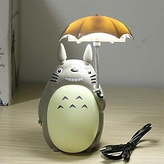 Mon Voisin Totoro Lampe LED Night Light Table De Lecture Lampes de Bureau pour Enfants Cadeau Accessoires Fée Miniature Ho...