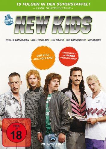 New Kids - 19 Folgen in der Superstaffel! (2 Disc Sonderedition)