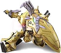 HG サクラ大戦 霊子戦闘機・無限(望月あざみ機) 1/24スケール 色分け済みプラモデル