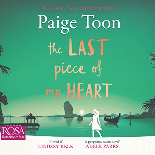 The Last Piece of My Heart audiobook cover art