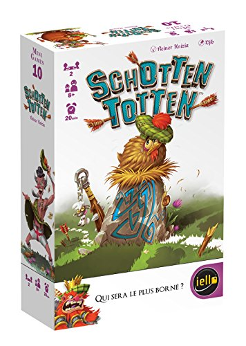 IELLO- Shotten Totten, Multicolor (51302)