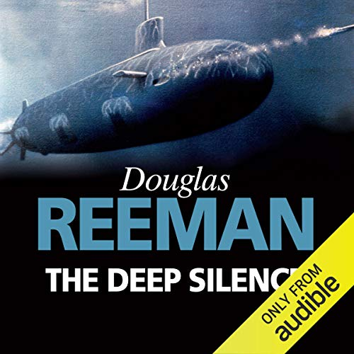 The Deep Silence audiobook cover art