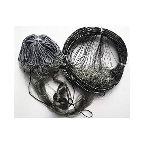 70cm Fischreuse Setzkescher Netz/öffnung 30cm Unterfangkescher Stellnetz Wurfnetz