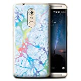Stuff4 Phone Case for ZTE Axon 7 Mini Colour Holographic