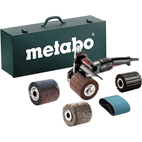 Metabo 602259500 Satiniermaschine SE 17-200 RT Set, Farbe, Size