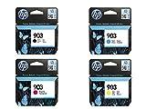Cartucce originali per HP Officejet 6950, HP Officejet Pro 6960 6968 6978 con 100 fogli di carta per fotocopiatrice