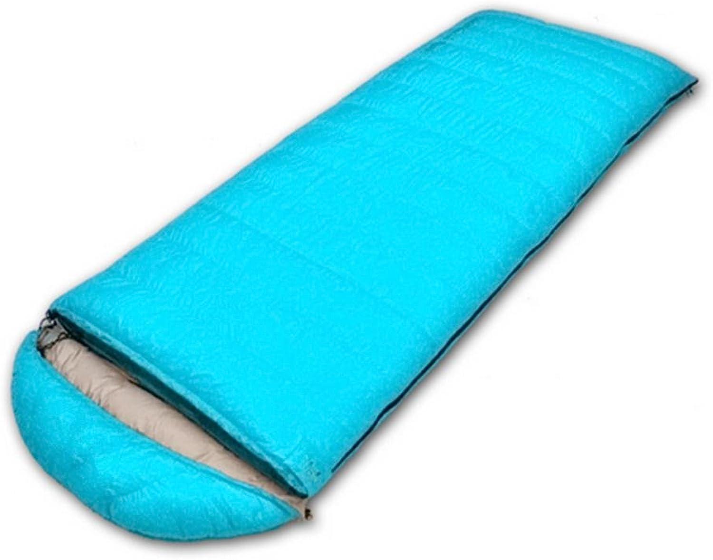 SHUIDAI Daunenschlafsäcke , coral Blau , 800g B06XFQ66BV  Guter weltweiter Ruf