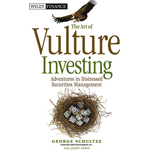 The Art of Vulture Investing  By  cover art