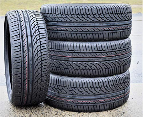 Set of 4 (FOUR) Fullway HP108 High Performance Radial Tires-255/30ZR24 97W XL