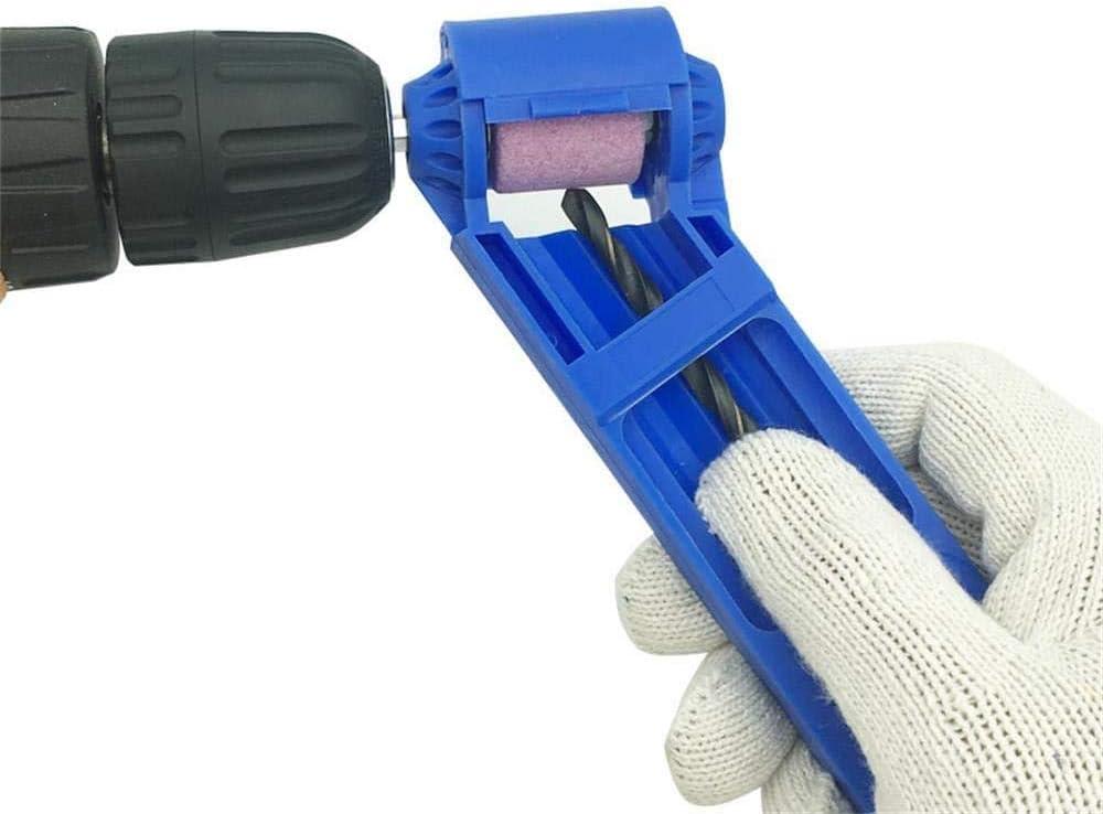 Orange Drill Bit Sharpening Tool Portable Diamond Drill Bit Grinder for Drill Dit High Hardness Sharpener Diamond Hand Tool
