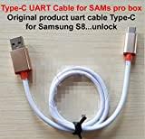 Original Type-C UART Cable for z3x SAMS Pro Box for Samsung S8